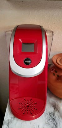 Red Keurig Coffee Maker  Vancouver, 98662