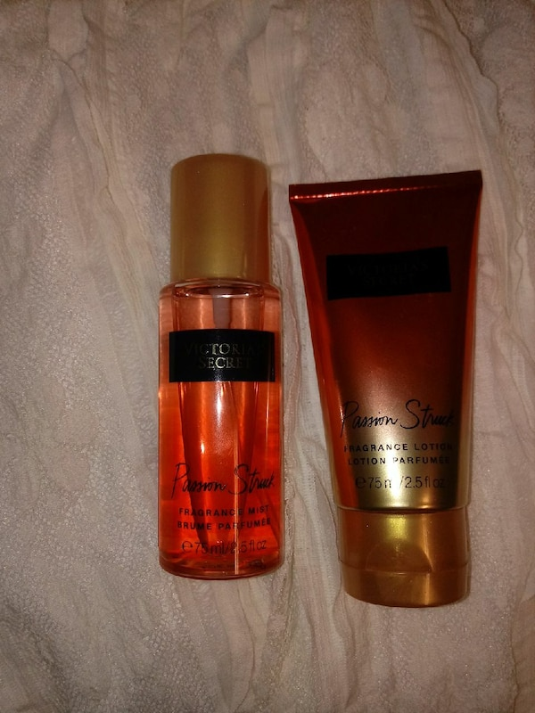 Victoria Secret Travel Size Lotion and Perfume