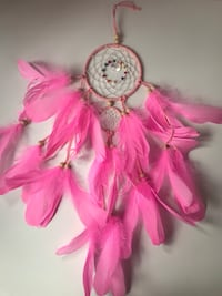Pink Dreamcatcher Woodlands, 730030