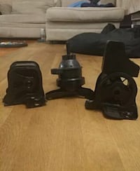 02 honda accord motor mounts