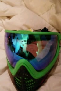 Paintball mask/air soft mask Chantilly, 20151