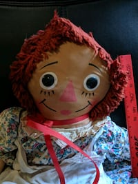 Old Raggedy Ann Doll Fairfax Station, 22032