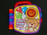 Fisher-Price Laugh & Learn Teddy's Shapes & Colors Westminster, 80031