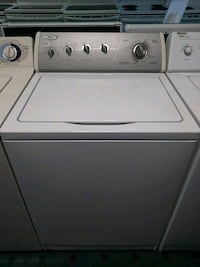 white top-load clothes washer Port Charlotte