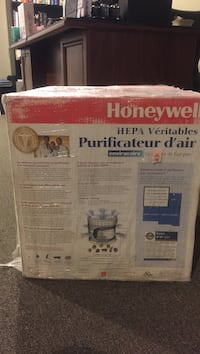 Honeywell Hepa purificateur air box 58 km