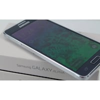 Samsung Galaxy Alpha 32gb brand new Unlocked With All Accessories(Fix Price). Calgary