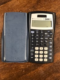 Black texas instruments ti-30x Smithtown, 11787