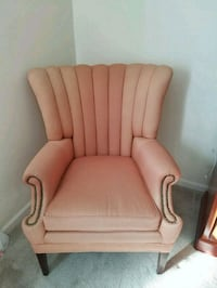 Small wingback chair with rivets Springfield, 22153
