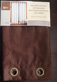 Brand new window curtains for sale Orillia