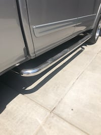 Tundra running boards 2375 mi