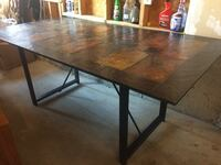 Stone kitchen  table with 6 chairs  Toronto, M1S