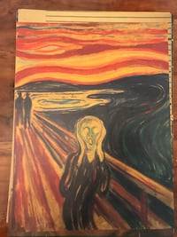 Vincent Van Gogh Edvard Munch The Scream Boston, 02116