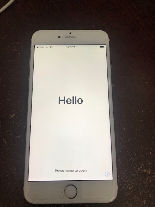 c4339cac0a4 Used iPhone 6 plus 128GB rose gold like new for sale in Castro Valley