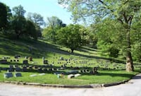 6 Burial plots all together $950 per plot Pittsburgh