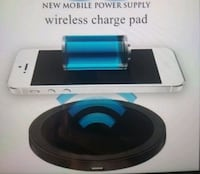 Fast wireless charger Toronto, M6M 5G9