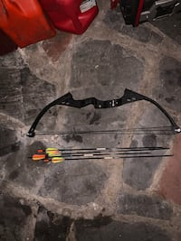 Youth bow and arrow  186 mi