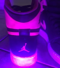 Pink and black Jordan's size 9Y/ New. Columbia, 29204