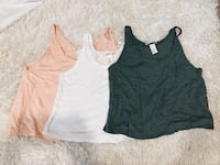 F21 Hanging Tank Tops Houston, 77055