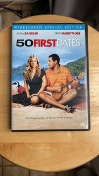 50 First Dates DVD Movie Laurel
