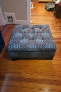 Large Ottoman with Storage on Wheels Somerville, 02143