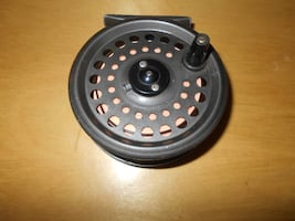 Fly Fihing Reel Intrepid Rimfly England, complet