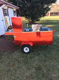 Hot dog cart Freeland, 21053