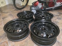 Wheels for tyre size p175/70R14 Burnaby, V5H