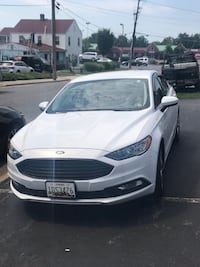2017 Ford Fusion Low Miles 33,500 Mint Warranty Frederick