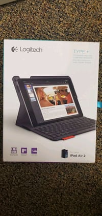 Logitech iPad Air 2 Keyboard Case - NIB Palmyra, 17078