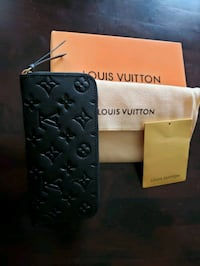 Louis Vuitton wallet (brand new)  Mississauga, L5M 6N7