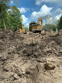 heavy equipment and trucking service Livingston