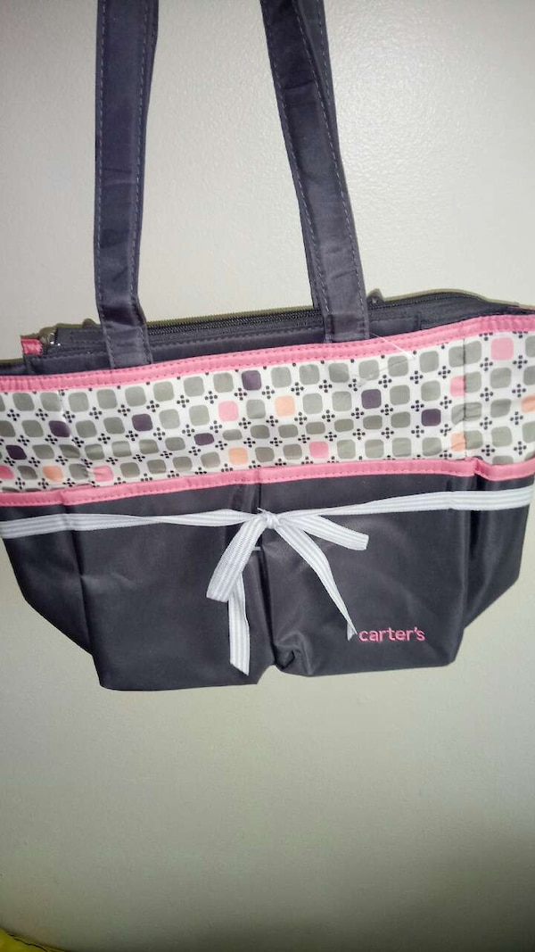 58a4340f9e3c Used Carter s new bag for sale in Tinley Park - letgo
