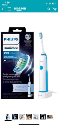 Philips Sonicare 2100