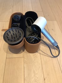 Dyson Hair Dryer with Protective Case Toronto, M6G 1Y6