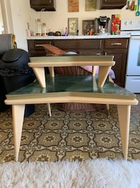 Green vintage table Catonsville, 21228