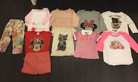 3-4 years clothes lot Mississauga, L5B 4M6