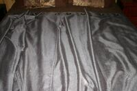 Brown Curtains for Patio Door or Front Room (Price Reduced) Châteauguay