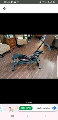 Health Exercise Machine - Light Resistance as it uses your body weight