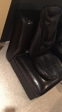 Leather chair Mc Lean, 22102