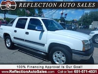 "2006 Chevrolet Avalanche 1500 5dr Crew Cab 130"" WB 4WD Z71 Oakdale"