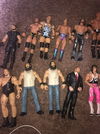 WWE Action figures Albuquerque, 87110
