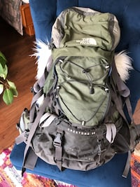North Face Backpack Seattle, 98102