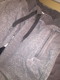 gray zip-up hoodie Winnipeg, R2G 0A3