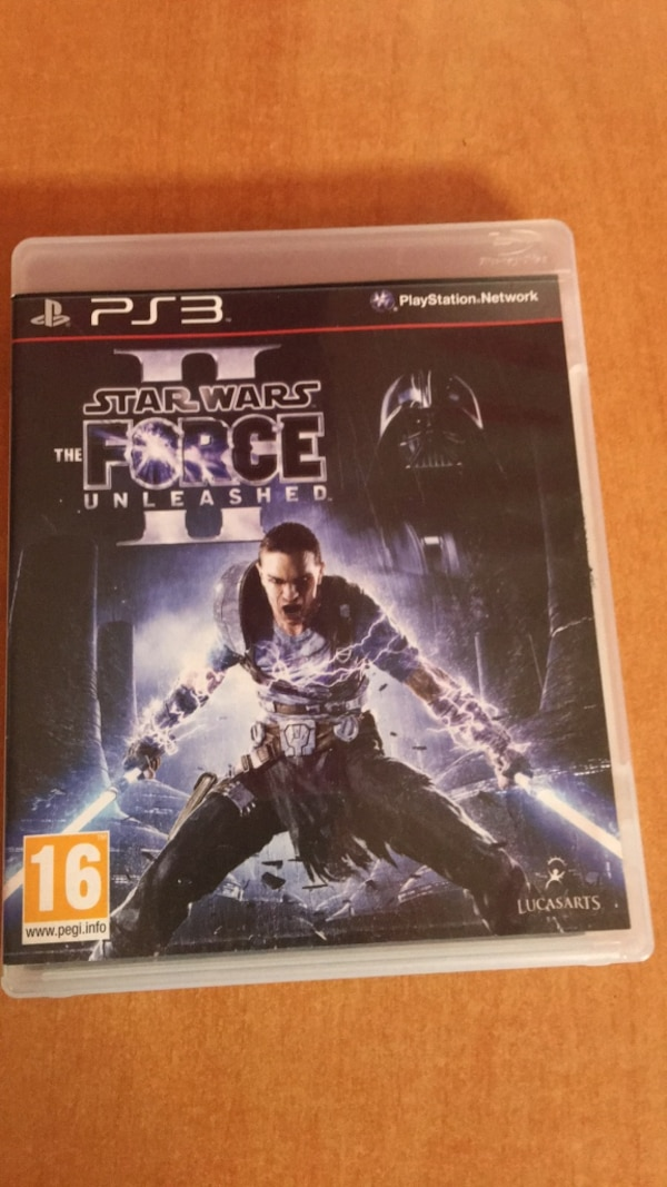 STAR WARS FORCE PS3 OYUN