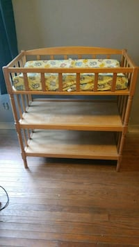Changing table New Milford, 18834