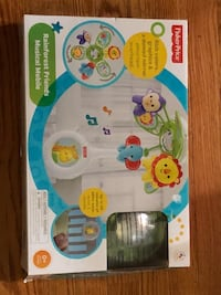 Fisher Price Rainforest Friends Musical Mobile New Open Box