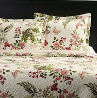Twin Size 100% Cotton Quilt Set /NEW Richmond Hill, L4C 3T9