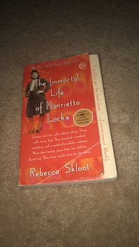 The Immortal Life of Henrietta Lacks Laurel, 20707
