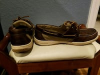 Womens size 10 Sperry boat shoes North Port, 34286