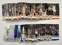 Lot (153) 2016 Excalibur Basketball Cards Brentwood, 94513